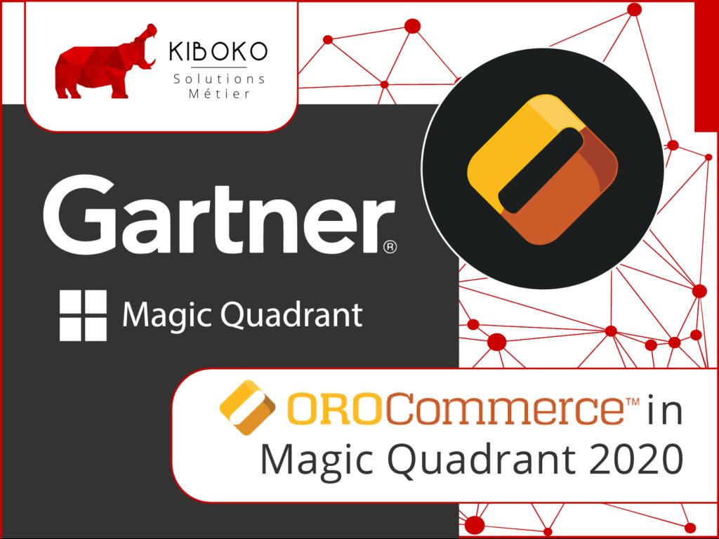 OroCommerce in Magic Quadrant 2020